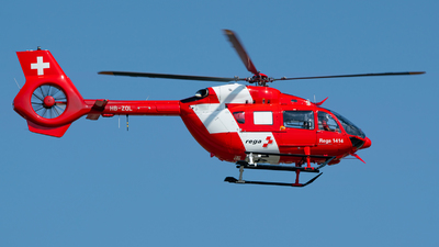 HB-ZQL - Airbus Helicopters H145 - REGA - Swiss Air Ambulance