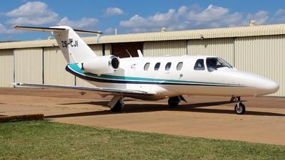 ZS-CJI - Cessna 525 Citation CJ1 - Private