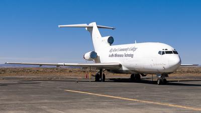 N151FE - Boeing 727-22(F) - Private