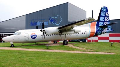 PH-OSI - Fokker 50 - Fokker