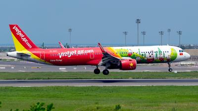 VN-A607 - Airbus A321-271N - VietJet Air