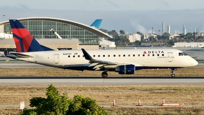 A picture of N267SY - Embraer E175LR - Delta Air Lines - © Lynn Aisin-Gioro