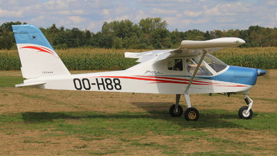 OO-H88 - Tecnam P92 Echo Classic - Private