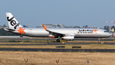 A picture of VHVWN - Airbus A321231 - Jetstar Airways - © Andrew Wu