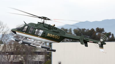 N96GU - Bell 407 - Private