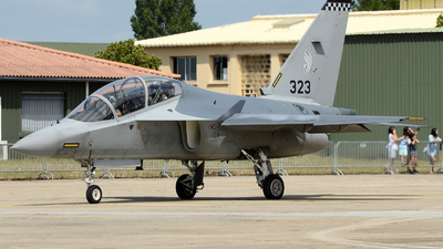 323 - Alenia Aermacchi M-346 Master - Singapore - Air Force