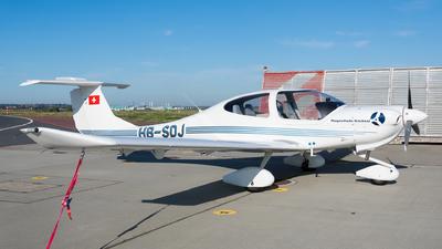 HB-SDJ - Diamond DA-40 Diamond Star - Motorfluggruppe Fricktal