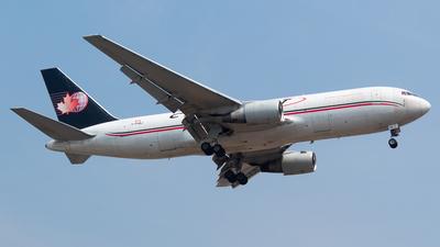 A picture of CFGAJ - Boeing 767223(BDSF) - Cargojet Airways - © Antonio Velasco (MAS Aviation Press)