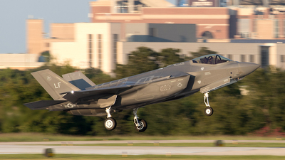 15-5129 - Lockheed Martin F-35A Lightning II - United States - US Air Force (USAF)