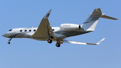 N380SE - Gulfstream G650 - Inter-Americas Transport