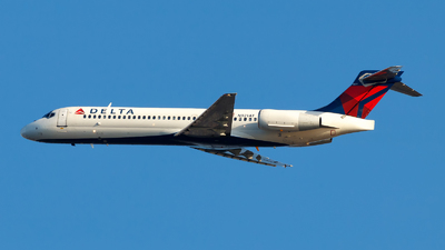A picture of N921AT - Boeing 717231 - Delta Air Lines - © Oliver Richter