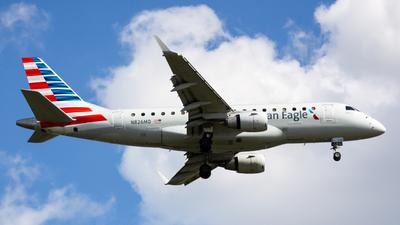 N826MD - Embraer 170-100LR - Republic Airways