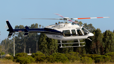 CC-AGJ - Bell 407GX - Private
