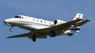 B-3666 - Cessna 560XL Citation XLS - Civil Aviation Administration of China (CAAC)