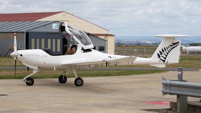 ZK-FIY - Diamond DA-20-C1 Katana - New Zealand International Commercial Pilot Academy