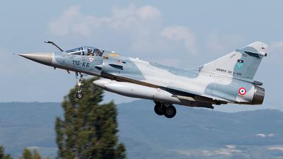 102 - Dassault Mirage 2000C - France - Air Force