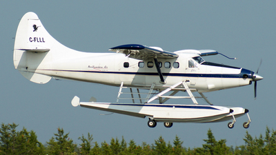 C-FLLL - De Havilland Canada DHC-3T Vazar Turbine Otter - Northwestern Air Lease