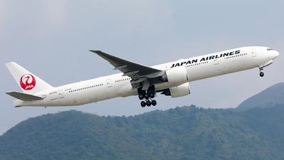 JA739J - Boeing 777-346ER - Japan Airlines (JAL)