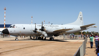 FAB7202 - Lockheed P-3AM Orion - Brazil - Air Force