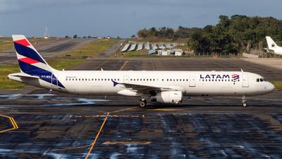 PT-MXI - Airbus A321-231 - LATAM Airlines