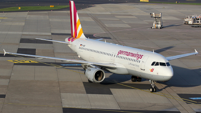 D-AIQR - Airbus A320-211 - Germanwings
