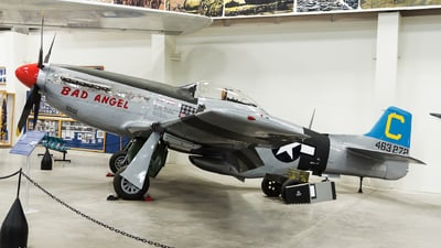 44-63272 - North American P-51D Mustang - United States - US Army Air Force (USAAF)