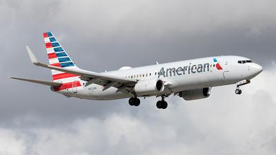 N825NN - Boeing 737-823 - American Airlines