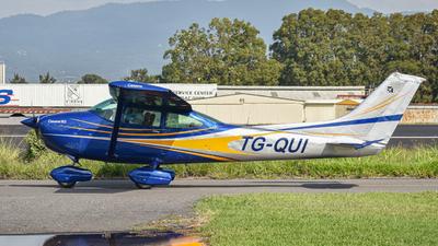TG-QUI - Cessna 182Q Skylane - Private