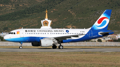 B-6183 - Airbus A319-115 - Chongqing Airlines