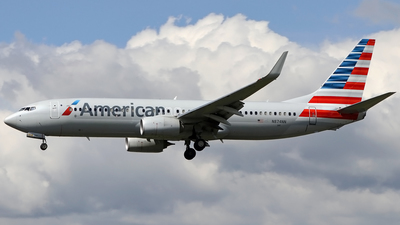 N874NN - Boeing 737-823 - American Airlines