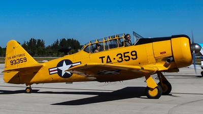 N44FL - North American T-6G Texan - Warbird Dreams