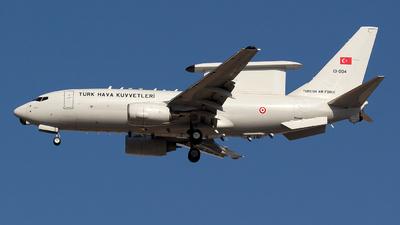 13-004 - Boeing 737-7ES Peace Eagle - Turkey - Air Force