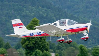 S5-PCO - Tecnam P96 Golf - Aeroklub alpski Letalski center Lesce