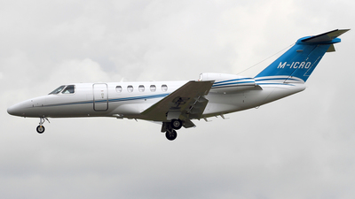 A picture of MICRO - Cessna 525C CitationJet CJ4 - [525C0257] - © Eddie Heisterkamp