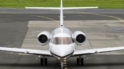 N475HM - Raytheon Hawker 800XP - Private