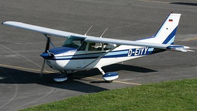 A picture of DEIYY - Cessna F172N Skyhawk - [1961] - © Pierre Guilpain