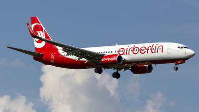 D-ABMR - Boeing 737-86J - Air Berlin