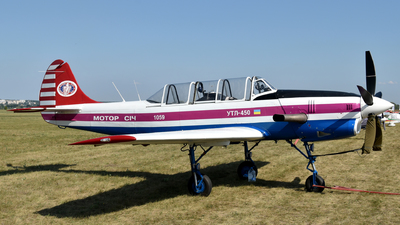 1059 - Motor Sich UTL-450 - Motor Sich Airlines