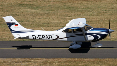 D-EPAR - Cessna T182T Skylane TC - Private