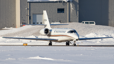 N250CM - Cessna 680 Citation Sovereign - Private