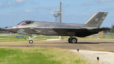 168847 - Lockheed Martin F-35C Lightning II - United States - US Navy (USN)