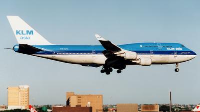 PH-BFC - Boeing 747-406(M) - KLM Asia