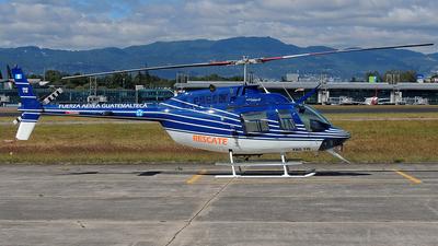 119 - Bell 206B JetRanger III - Guatemala - Air Force