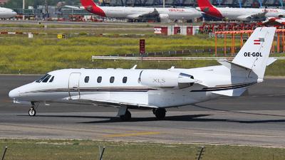 OE-GOL - Cessna 560XL Citation XLS - Avcon Jet