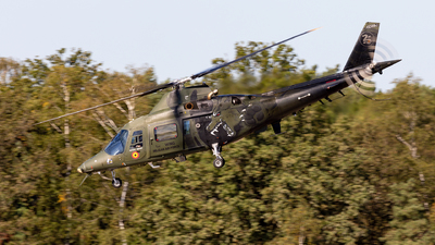 H29 - Agusta A109BA - Belgium - Air Force