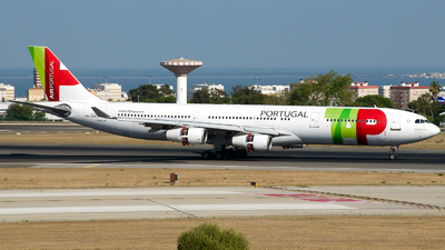 CS-TOA - Airbus A340-312 - TAP Air Portugal