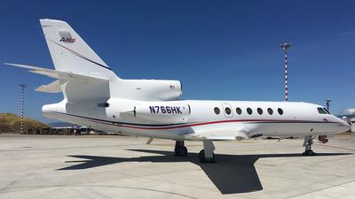 N766HK - Dassault Falcon 50 - Private