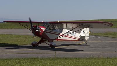 A picture of HBONE - Piper J3C65 Cub - [12491] - © Alex