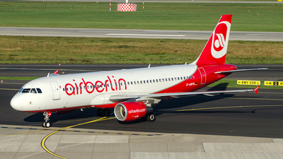 D-ABFM - Airbus A320-214 - Air Berlin