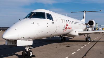 F-HFKE - Embraer ERJ-145LR - Fly Kiss